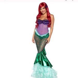 Women's Under the Sea Mermaid Costume